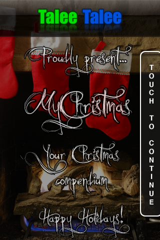 MyChristmas – A Christmas Collection of Games, Music & More!