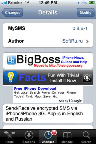 MySMS 0.8.6-1