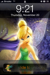 tinkerbelllockscreen2