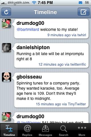 Tweetsville 1.0