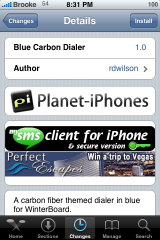 blurcarbondialer