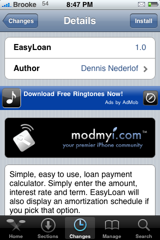 EasyLoan – Quickly Calculate Monthly Loan Payments
