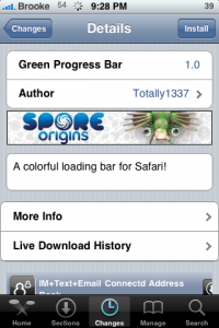 greenprogressbar