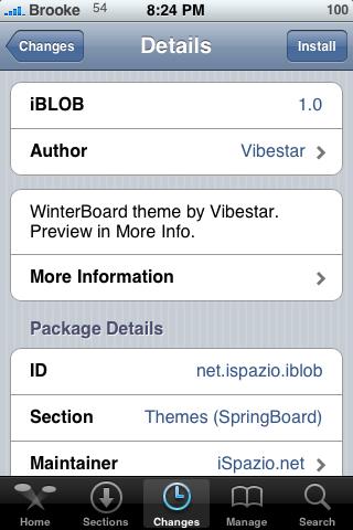 WinterBoard Mods