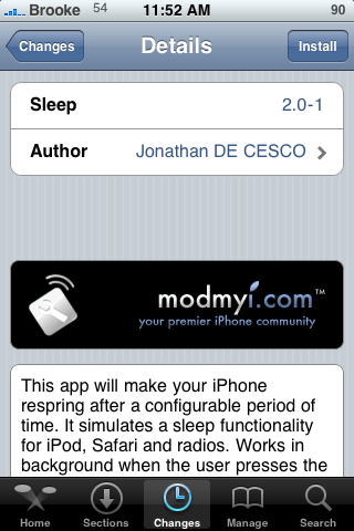 Sleep – Respring SpringBoard After Specified Amount of Time