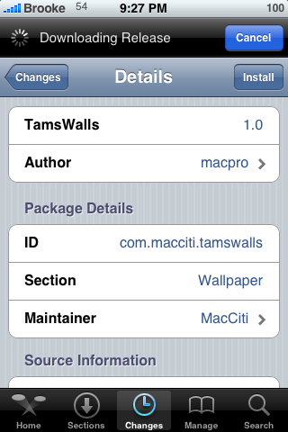 MacCiti Wallpaper Packs – Including Screenshots