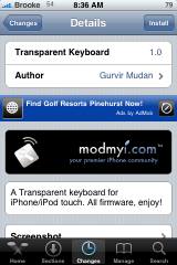 transparentkeyboard