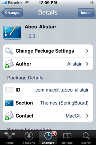 WinterBoard Themes – Themes, Key Highlight Mods and a Wallpaper Pack