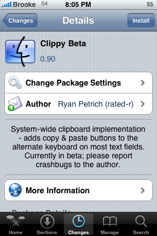 Clippy Beta – Copy and Paste Application