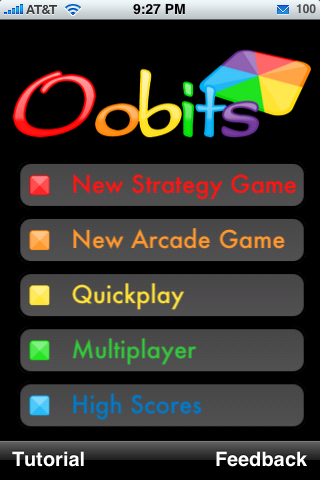 Oobits – Strategy Game