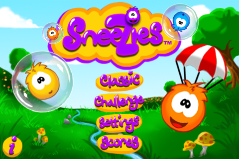 Sneezies – Bubble Popping Fun