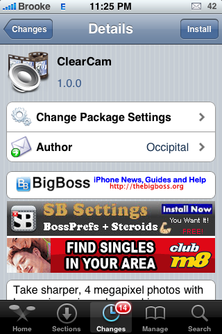 ClearCam – A Camera Enhancement Application