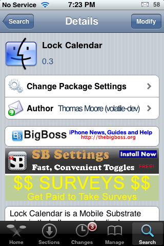 Lock Calendar Update – Display Calendar Events on Lock Screen