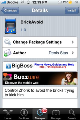 Brick Avoid