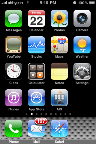 home-screen