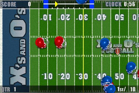 X's and O's Football