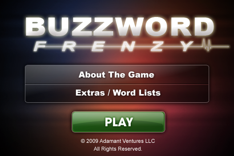 Buzzword Frenzy – Think Catch Phrase