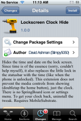 lockscreenclockhide