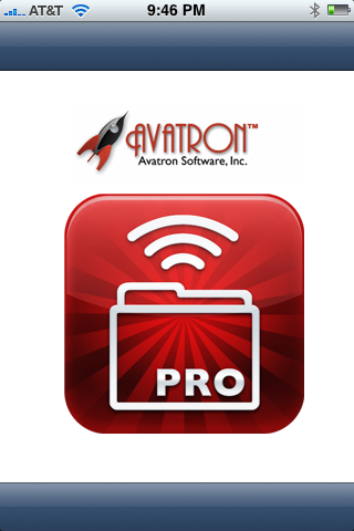Air Sharing Pro – File Storage Solution and Document Viewer