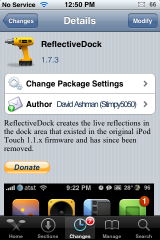 reflectivedock173
