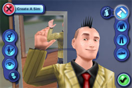 The Sims 3 for the iPhone and iPod Touch