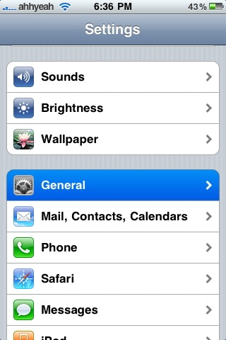Enable Battery Percentage on iPhone 3GS without Jailbreaking