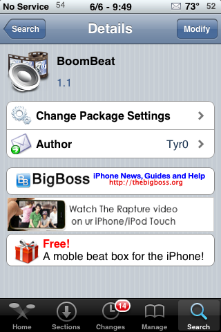 BoomBeat – Mobile Beatbox
