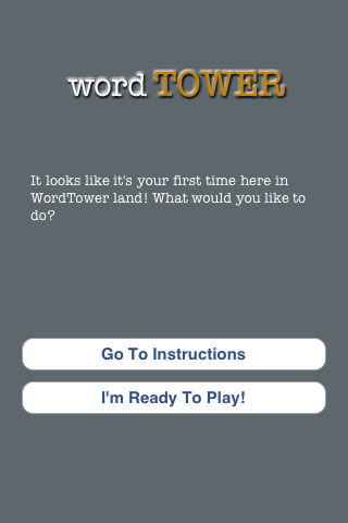 Word Tower – Think Tetris with Letters