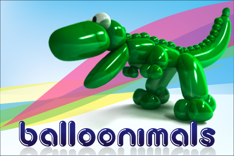 Balloonimals – Create, Interact With and Pop Balloon Animals