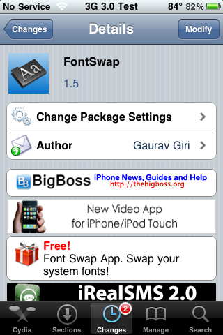 FontSwap Update – Fixes Default Alignment Issues