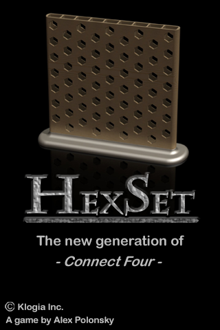 HexSet – Connect Four iPhone Style