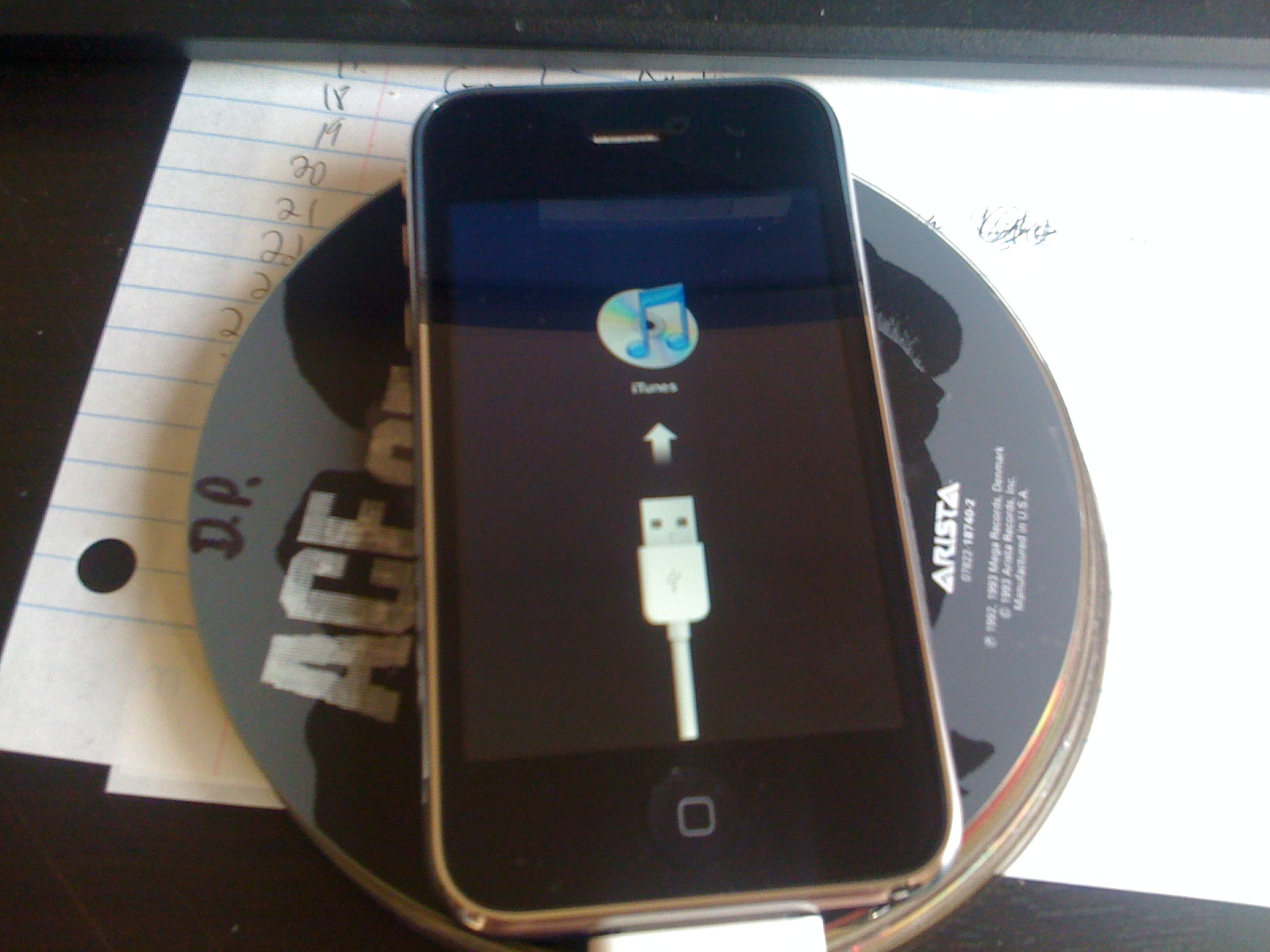 Jailbreak iPhone 3GS With purplera1n [Windows] *UPDATED*