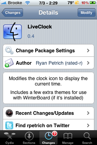 LiveClock Update – Smoother 3.0 Integration