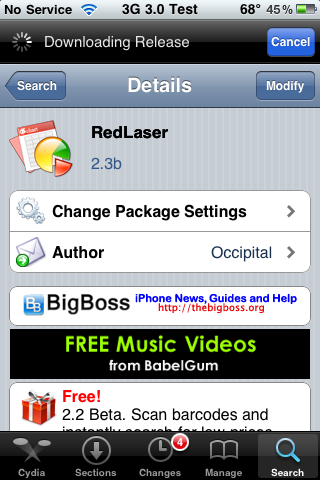 redlaser