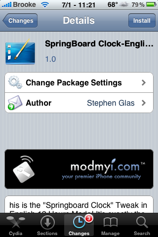 springboardclockenglish