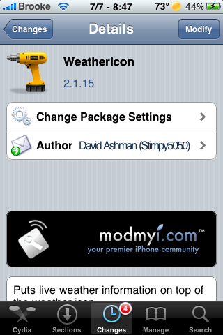 WeatherIcon Update – Changed Source?
