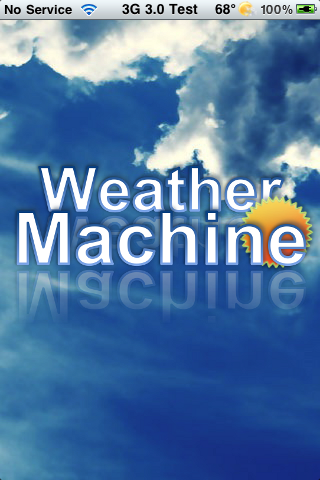 Weather Machine – Feature-Filled Weather App