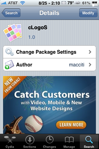 cLogoS – Wallpaper Pack