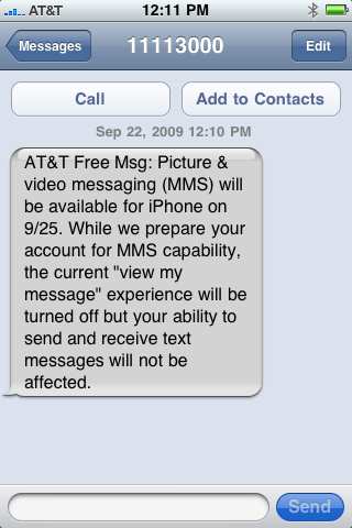 AT&T Gears Up for Launch of MMS