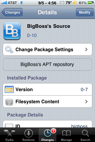 BigBoss Source Update – Removes bigbossbetarepo