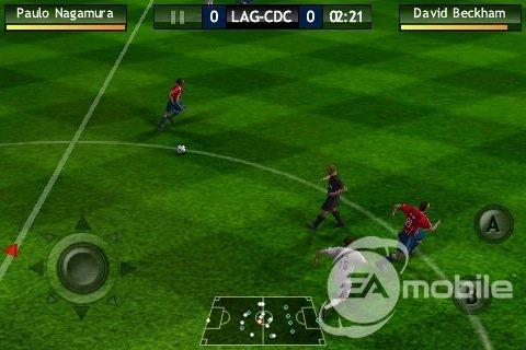 EAMobile Announces FIFA 10