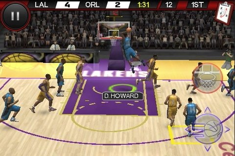 NBA Live by EA Sports – New Screenshots