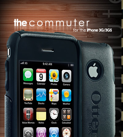 OtterBox Announces Two New iPhone Cases – Commuter & Commuter TL Series Cases