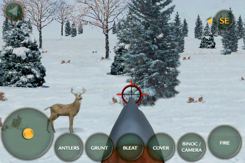 Sunstorm Interactive Launches Real Deer Hunting