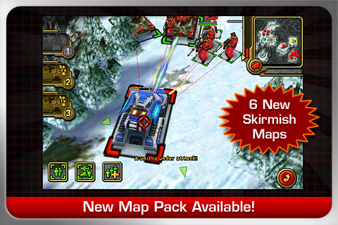 Command & Conquer RED ALERT Now Available in the App Store