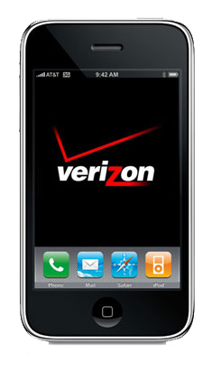 Verizon Preparing Network for 2010 iPhone
