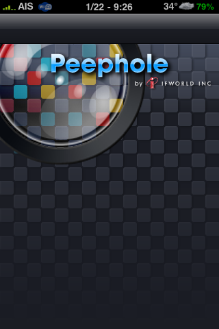 Peephole: Twitter Image Browser