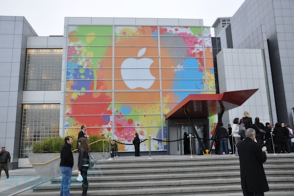 Apple Tablet Live Blog