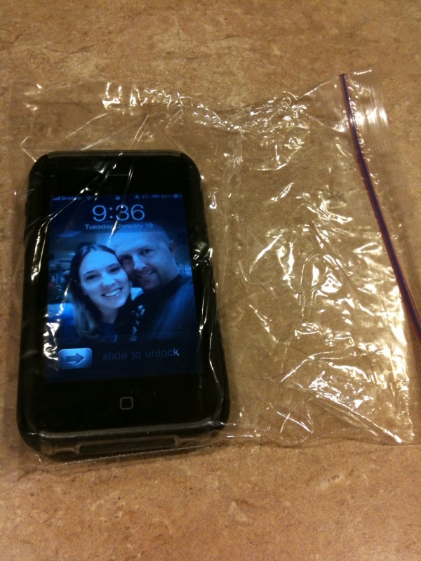 Protect Your iPhone (and iPod touch) While Cooking