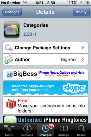 Categories Update – New UI & Ability to Hide Apps from within Categories
